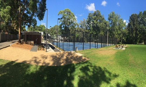 Cohen Park, Annandale